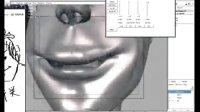 maya表情动画制作