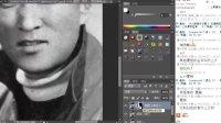 ps平面设计教程基础入门视频教程:1号-修复旧照片