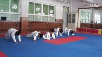 体能考带24-13.8.12跆拳道13暑三队