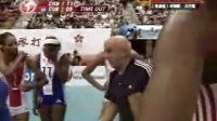 08世界女排大奖赛(香港)中国VS古巴 第四局