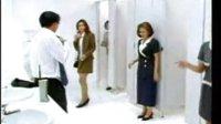 一个男人误进女卫生间后的反应!!绝对搞笑!!!