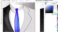 平面设计coreldraw教程服装设计节选教学cdr直播培训现场