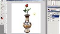 多媒体课件制作-图层操作-花瓶