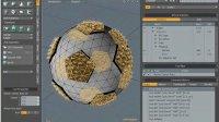 MODO建模中文视频教程-宏命令与选择技巧modoball