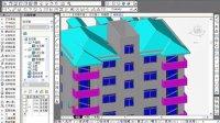 天正建筑教程 天正建筑2013视频教程---三维楼层