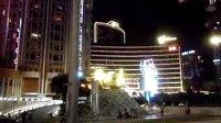澳门新葡京周边赌场米高梅等  夜景3