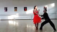 北京标准舞学院 牛犇祖颖 伦巴
