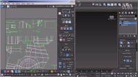 3ds Max 2014 超级入门教程-36.创建一个复杂的UV贴图坐标