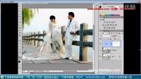 ps6调色教程:PS婚纱人像调色视频教程