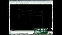 cad2010室内设计教程cad室内施工图