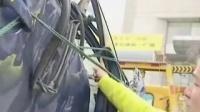 日本车和欧美车安全性对比,抵制日货!