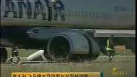 飞鸟撞击 客机迫降