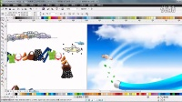 CorelDRAW 放飞梦想PS入门课程欣赏在线教学