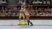 WWE 美国职业摔角 RAW 2008年4月14日赛事中间部分(