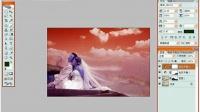 [PS]photoshop打造天空更蓝更通透