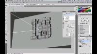ps基础教程 ps视频教程 3D字体设计23