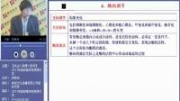 视频: 2011年贺银城执业医师--生物化学8(QQ1578885630)