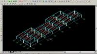 框架-1标准层建模