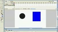 Flash8视频教程]32、图层在动画中的具体应用1