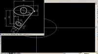 CAD教程AutoCAD2004教程07、椭圆的应用