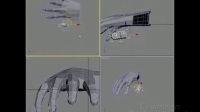 国内网友Jason-ys 制作:hand  modeling of 3Ds max(手部建模)