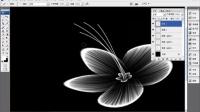 [PS]PS教程Photoshop滤镜制作炫丽花朵效果视频教程