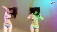 性感的蝴蝶结 -牛仔短裤MM热舞
