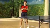 《乒乓球直拍》18 直拍正手扣杀
