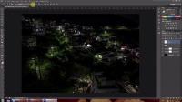 [PS]Lightroom和Photoshop摄影后期教程11(夜景)