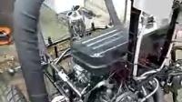 雅马哈摩托车发动机1200cc车140BHP首次运行