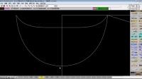 服装CAD电脑打版教程 第23节 对称修改