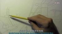 手绘铅笔漫画教程111-末世之城(全彩)