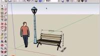 2—3 SketchUp标注工具