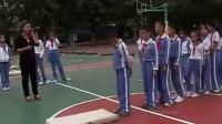小学四年级体育优质课视频《前滚翻》_容老师