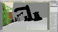 3DMAX教程第九章9.1 mental ray的景深效果