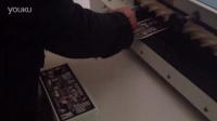 视频: 义乌皮革PU印花烫金热转印加工烫图QQ1335110080