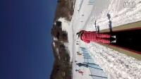 长白山万达国际度假区 滑雪教程2