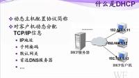 第1章配置DHCP服务什么是DHCP,使用DHCP的理由