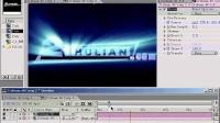 银成阳影视后期制作软件AE视频 制作夺目玄光字 (2)