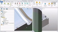 三维CAD中望3D 2014功能:刀具轨迹编辑器