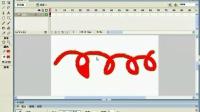 Flash8视频教程]15、刷子工具的使用方法1