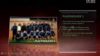 体育人物球星视频简历介绍AE模板
