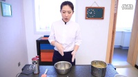 张不十爱烘焙视频教学第一集【6寸戚风蛋糕】