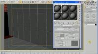 3DMAX教程第六章6.4.1-瓷砖材质