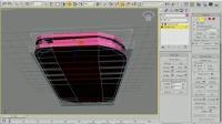 3DMAX教程第四章4 制作手机模型03
