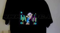 music t-shirt woman el panelEL冷光片发光片-闪城-333c.cn