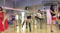 卷珠帘抒情钢管视频 旋转钢管舞MV