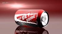 2512[素材TV] 易拉罐饮料广告高清AE模板