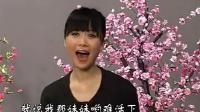 陕北民歌《信天游》演唱:姚贝娜