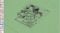 sketchup(草图大师)基础教程 1.3.1六种显示模式